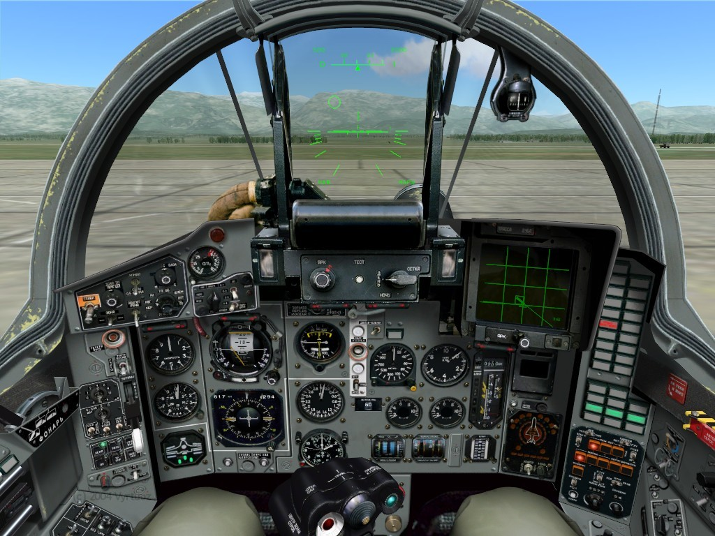 tableto-avion-combate