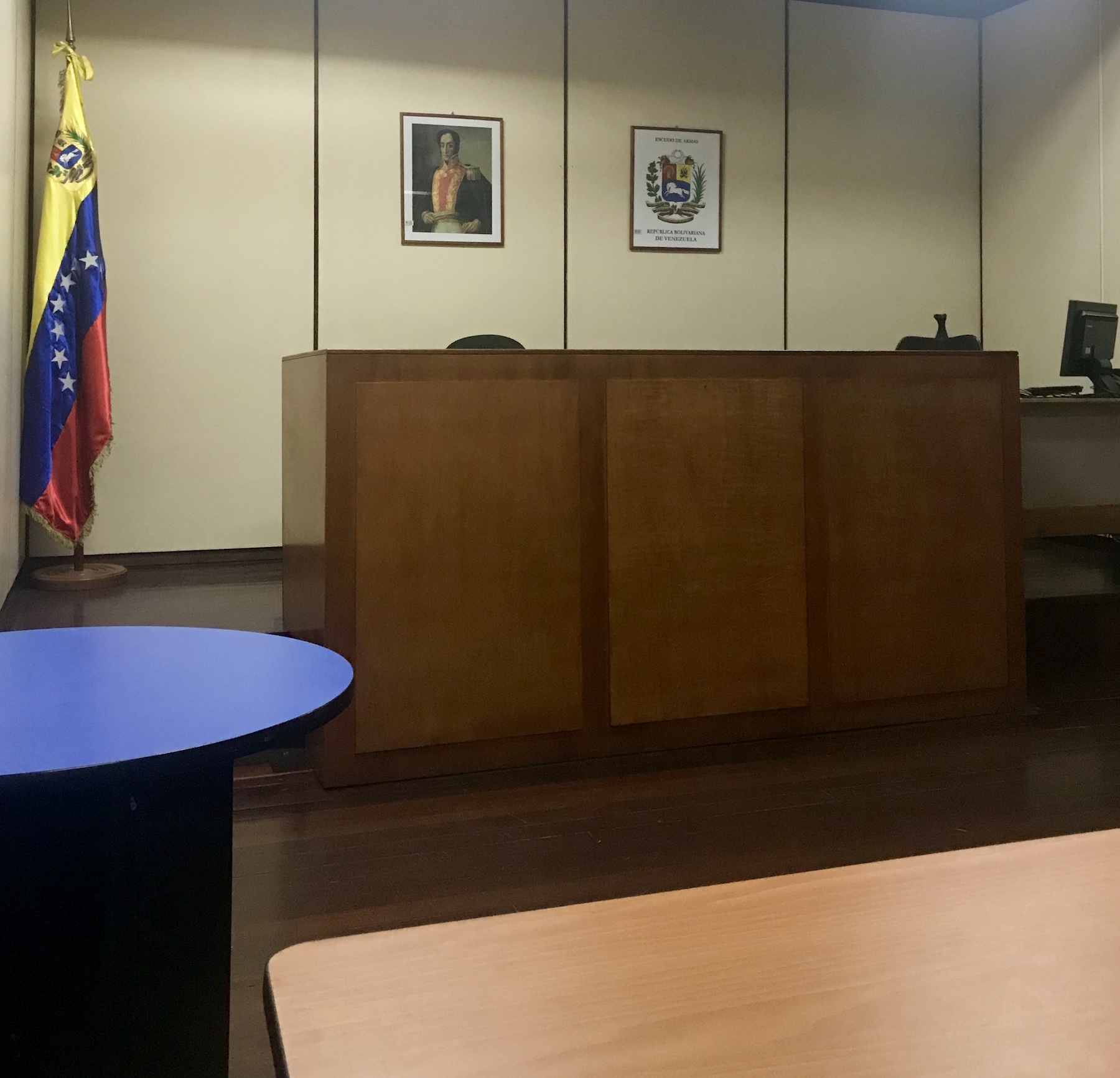 Foto Tribunal pequeña 2